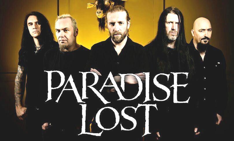 Paradise Lost - История группы