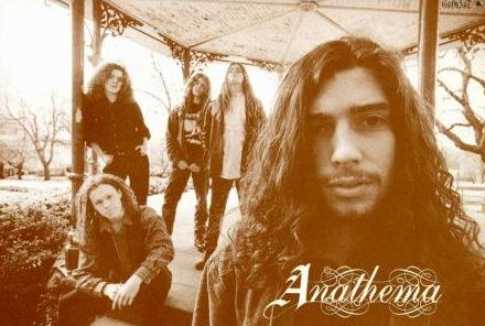Anathema - История группы