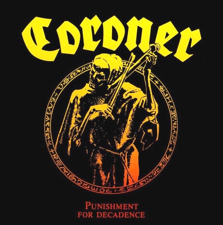 Coroner – непризнанные гении Thrash Metal