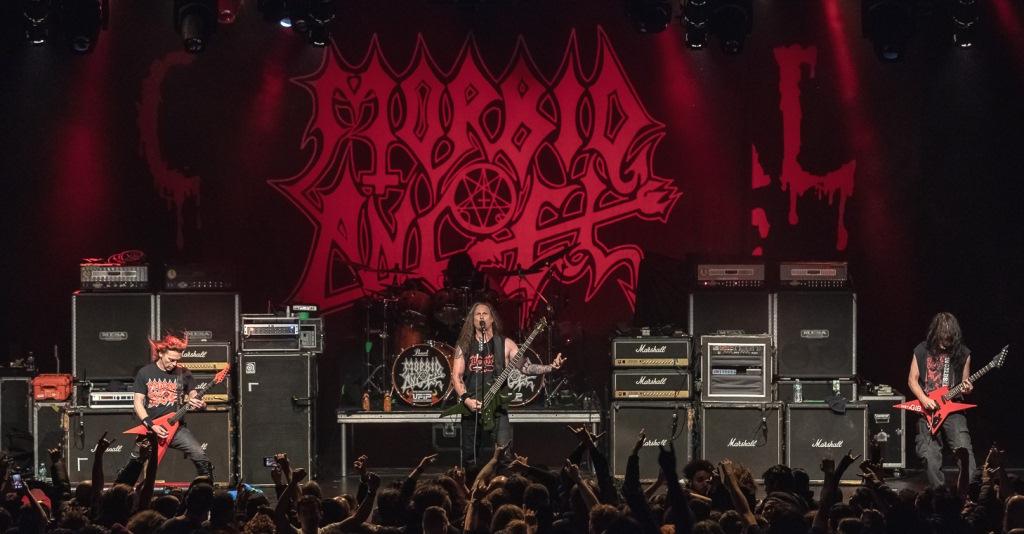 Morbid Angel - элита death metal