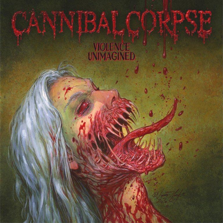 Обзор альбома Cannibal Corpse «Violence Unimagined» (2021 год)