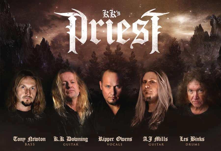 KK's Priest альбом Sermons of the Sinner 2021 год. Обзор и рецензия.