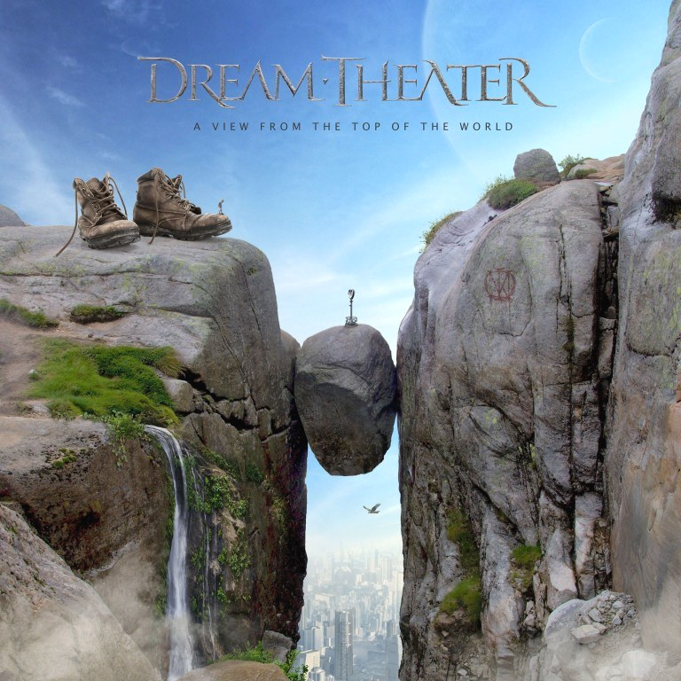 Новый альбом Dream Theater «A View From The Top Of The World»