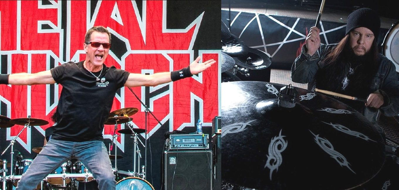Не стало вокалиста Metal Church Майка Хоу и бывшего барабанщика Slipknot Джои Джордисона