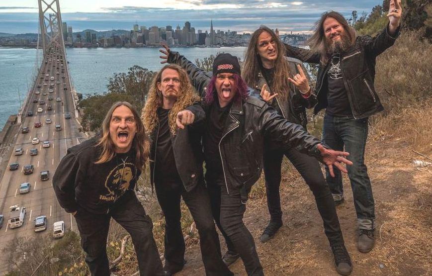 Exodus показали первый сингл с нового альбома 2021