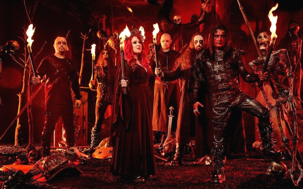 Cradle Of Filth представили сингл и видео Necromantic Fantasies с нового альбома 2021 года Existence Is Futile