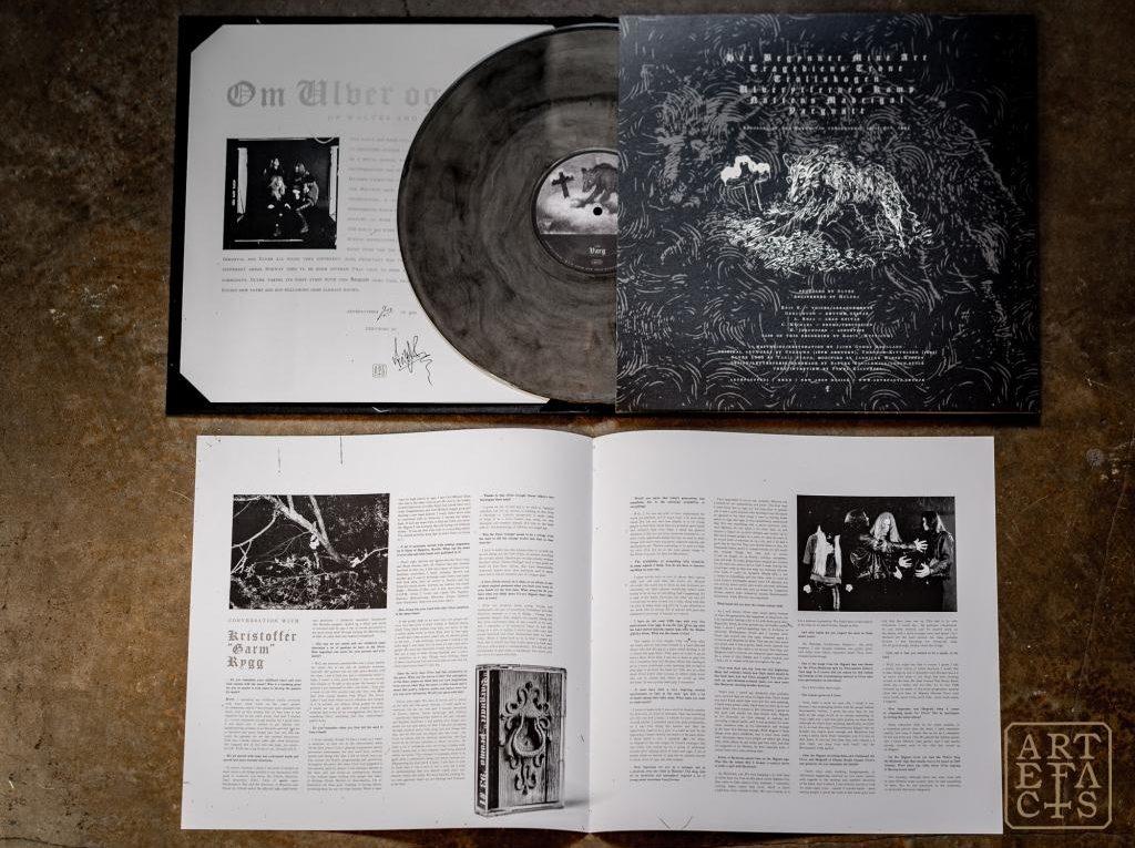 Музыканты Behemoth Nergal и Orion запустили новый лейбл Artefacts, выпускающий старые шедевры блэк-метала