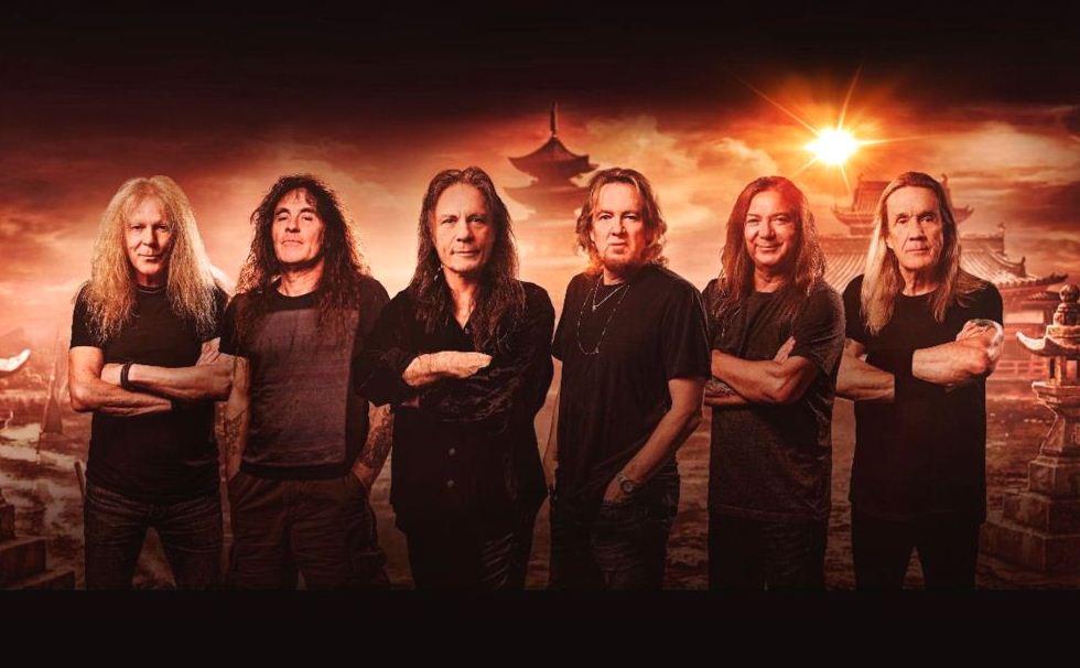 """Обзор и рецензия нового альбома Iron Maiden """"Senjutsu"""" 2021 год"""