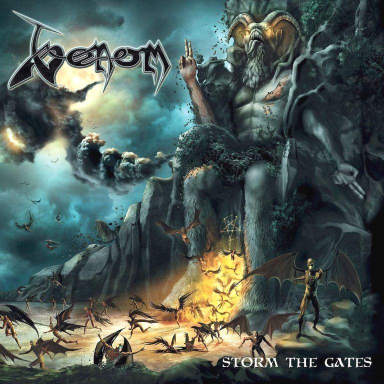 Venom – отцы экстремального метала. История и обзор альбомов.